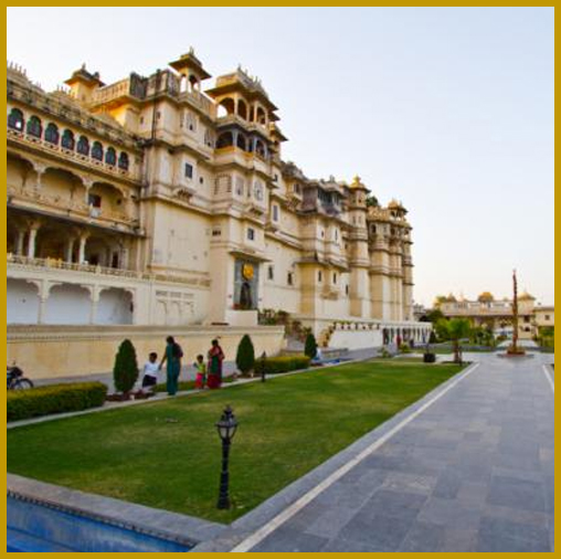 City Palace, Udaipur Tourism