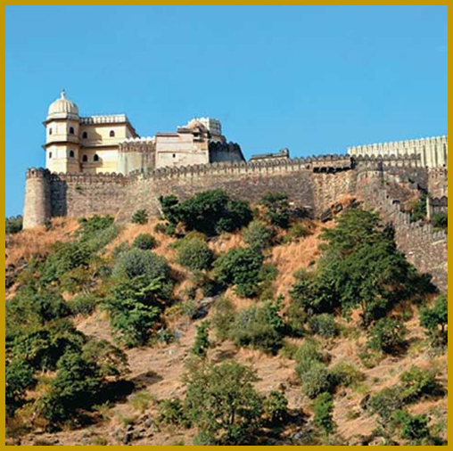 Kumbhalgarh Fort, Udaipur Travel